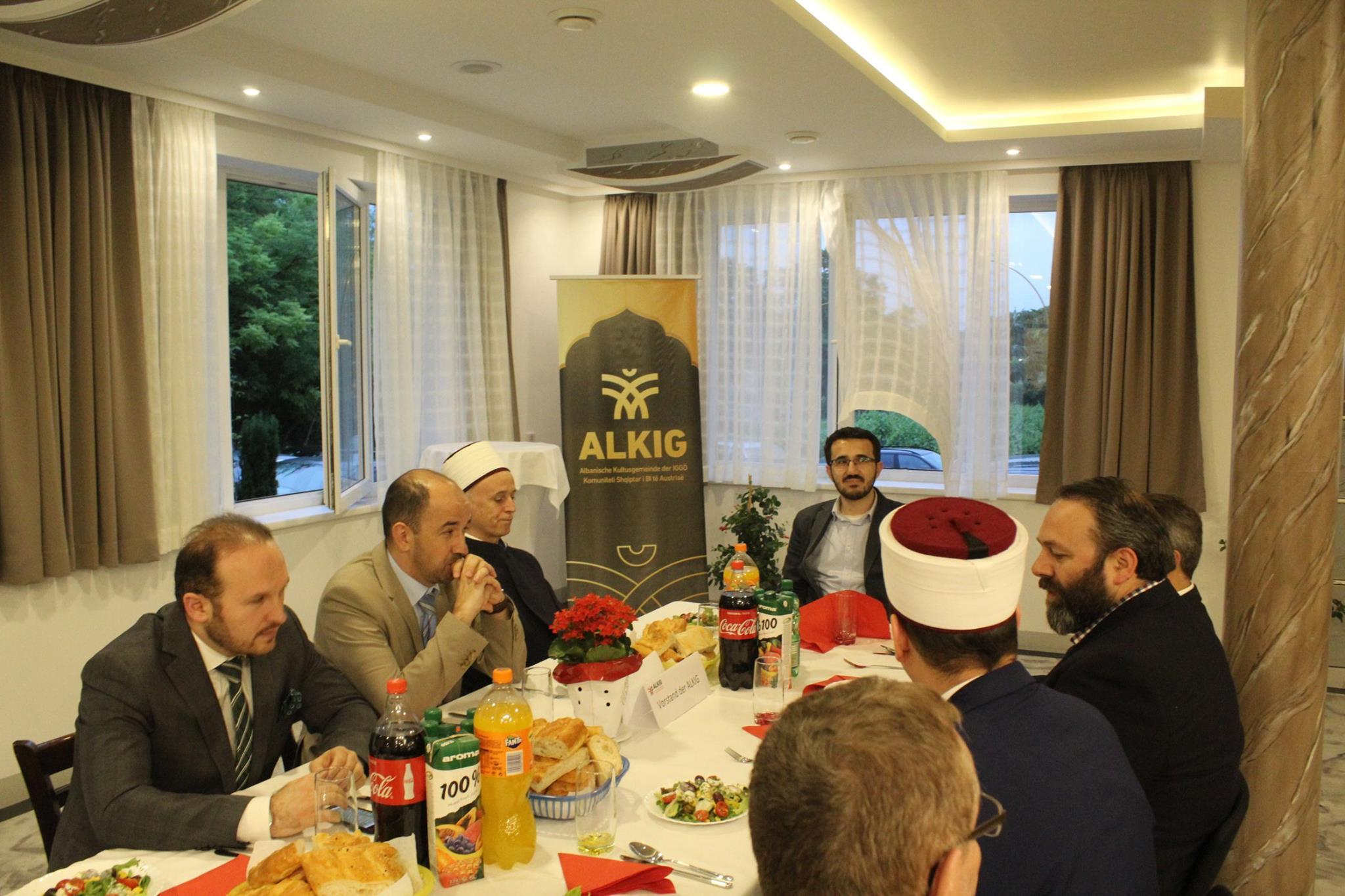 ALKIG – Fastenbrechen (Iftar) 2017